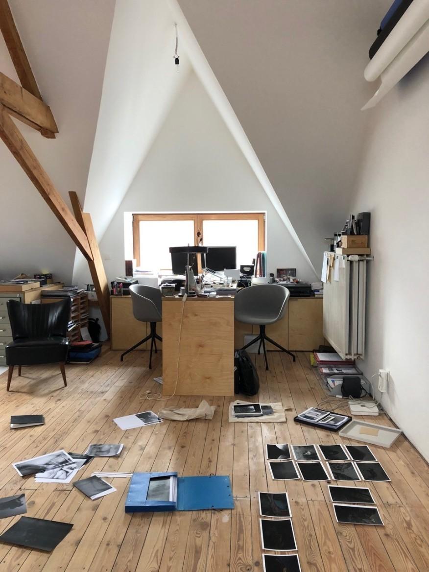 Hanne Lamon werkplaats