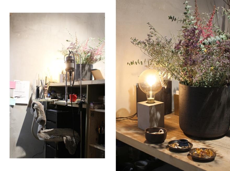 Anna Rosa atelier 1